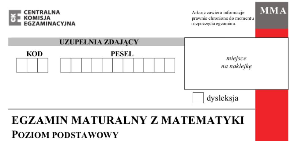"""Próbna Matura z """"Echem Dnia"""""""