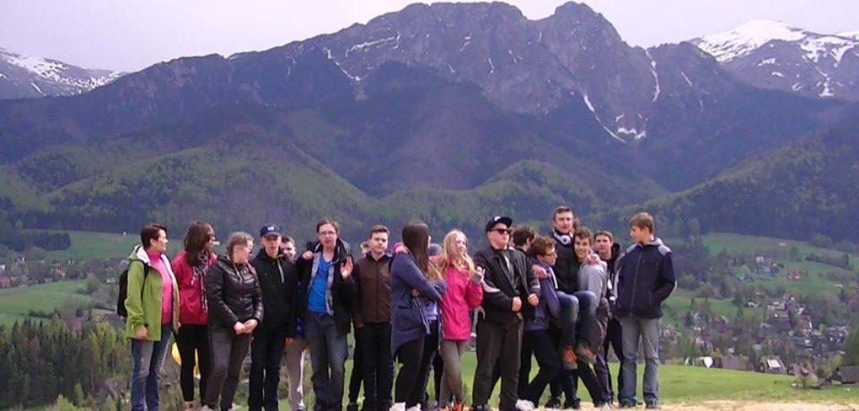 Poznajemy atrakcje turystyczne polskich Tatr i Podhala w czasie wycieczki szkolnej
