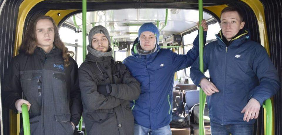 Pasjonaci z Informatyka utworzą walentynkową linię autobusową.