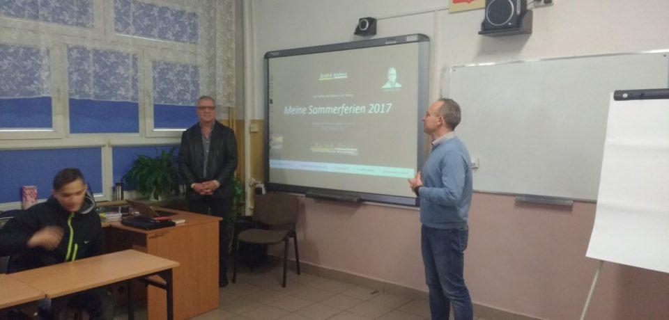 Warsztaty z języka niemieckiego w Informatyku