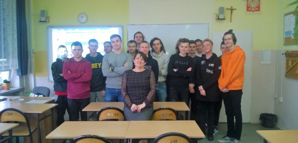 Zajęcia edukacyjne z doradcami energetycznymi – 8 listopada 2017 r.