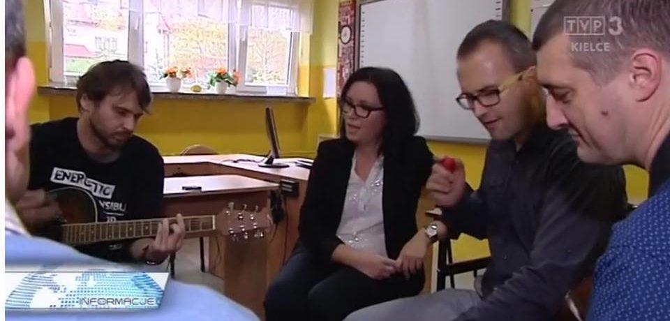 The Teachers w TVP3 – czyli o tym, co nauczyciele Informatyka robią w czasie wolnym.