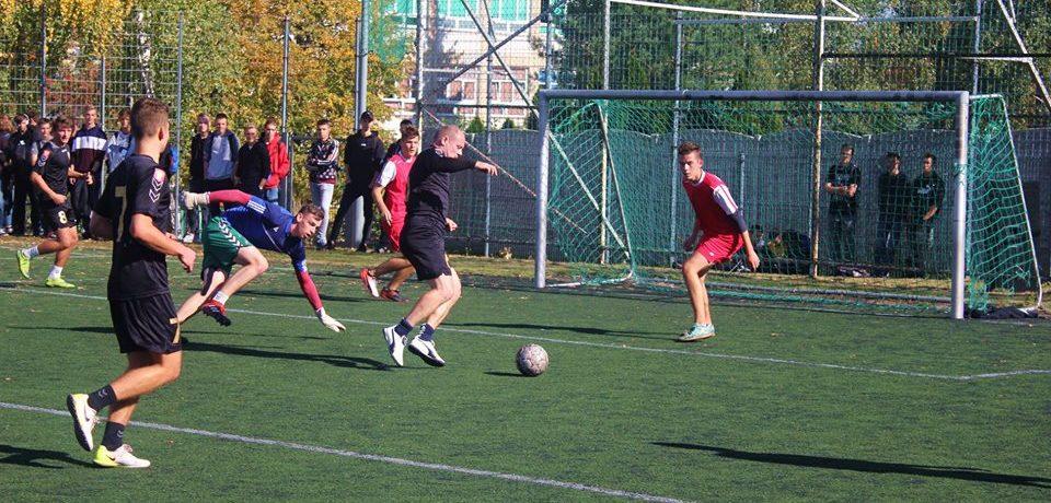 Jubileuszowy Turniej Piłki Nożnej o Mistrzostwo Zespołu Szkół Informatycznych