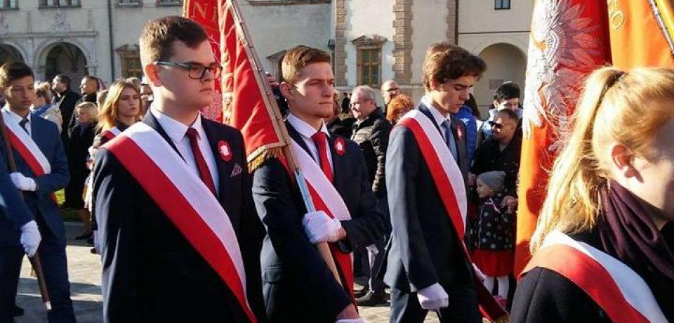 Kieleckie obchody 100-lecia Niepodległości