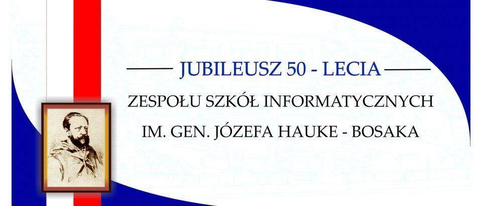 Jubileusz 50 – lecia szkoły