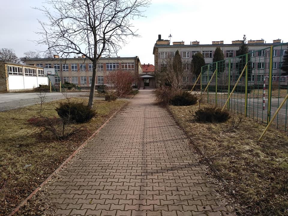 Rozpoczęcie remontu nowej siedziby Szkoły