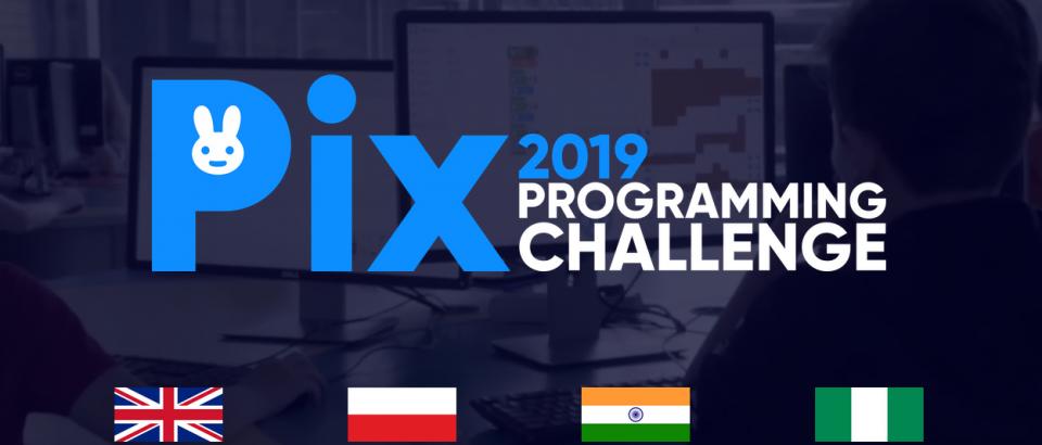 Pix Programming Challenge