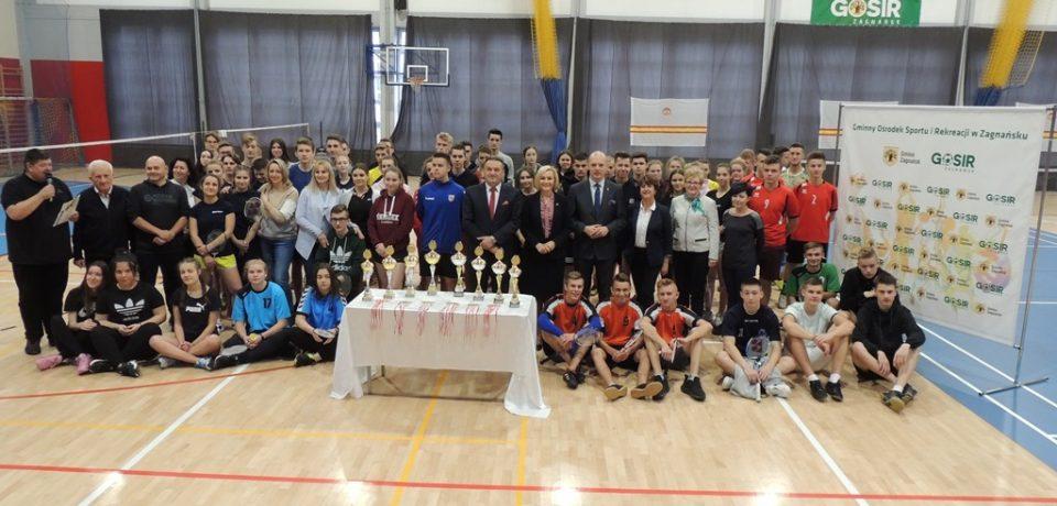 Uczniowie z Informatyka na Finale Wojewódzkiego Drużynowego Turnieju Badmintona